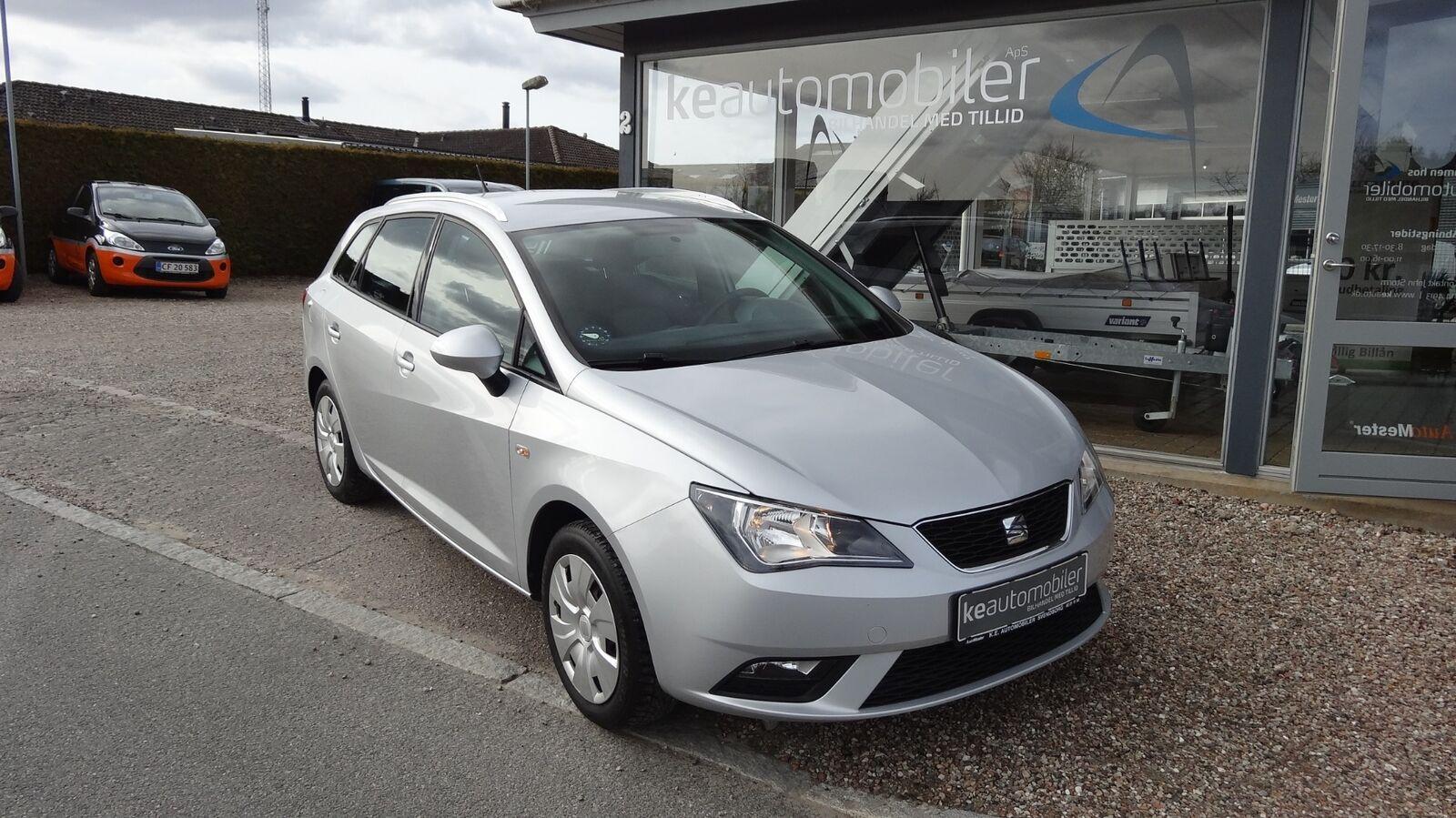 Seat Ibiza TSi 105 Style ST Eco 1,2 Benzin 105 Hk (2014)