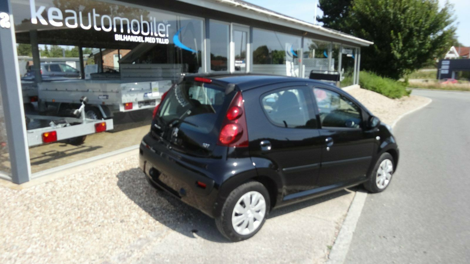 Peugeot 107 Cool 1,0 Benzin 68 Hk (2013)