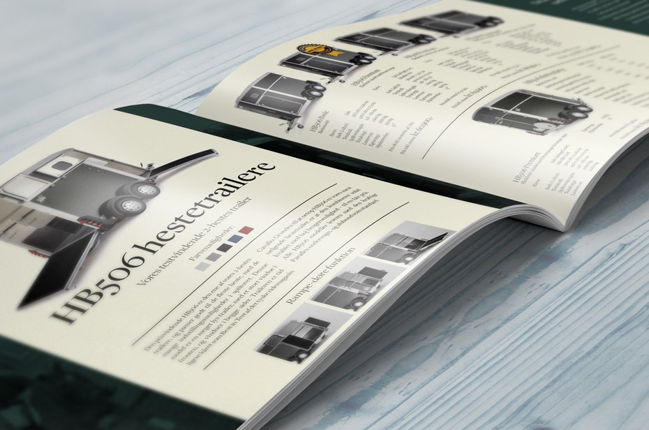 Dyretransport brochure
