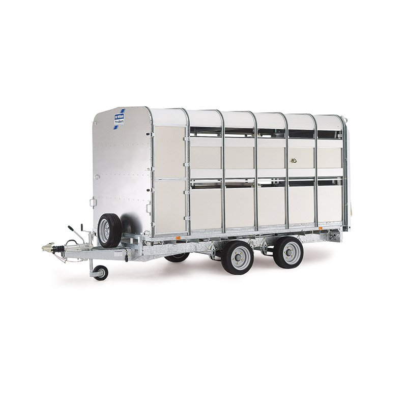 Ifor Williams DP120 Husdyrtrailer