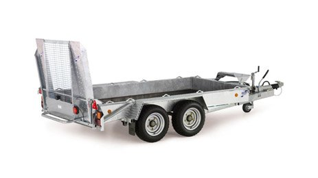 Ifor Williams GH1054BT-S maskintrailer