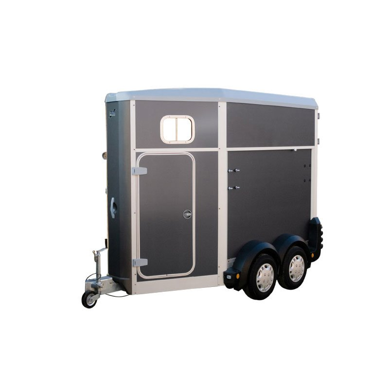 Ifor Williams HB403 Basic Hestetrailer