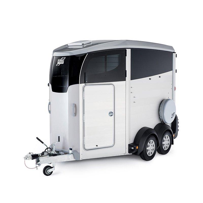 Ifor Williams HBX506 Hestetrailer
