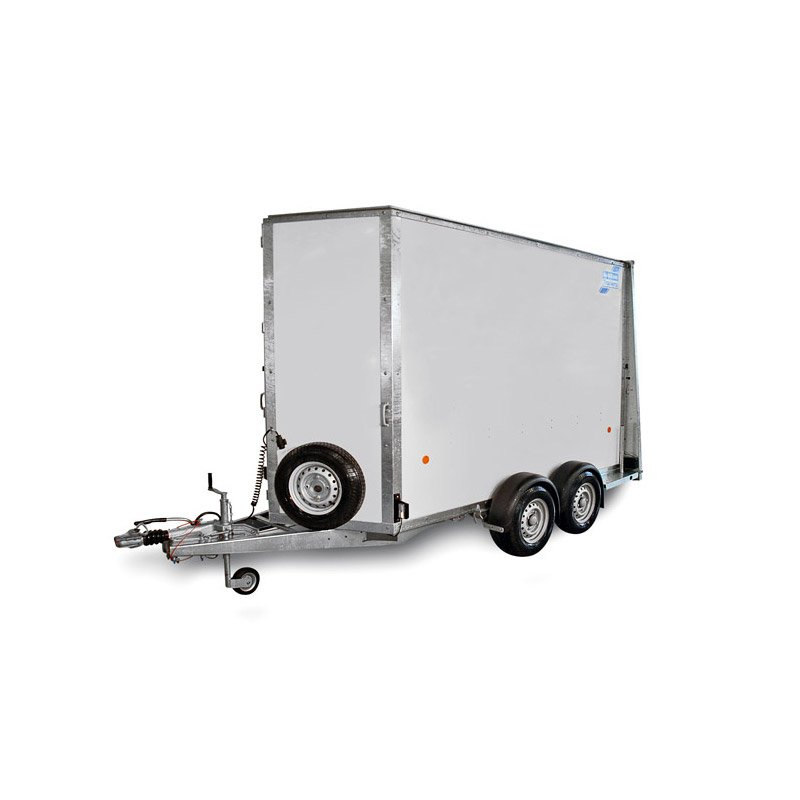 Ifor Williams BV85 Kassetrailer