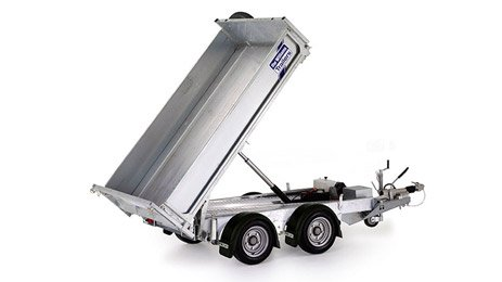 Ifor Williams TT3017<br /> tiptrailer