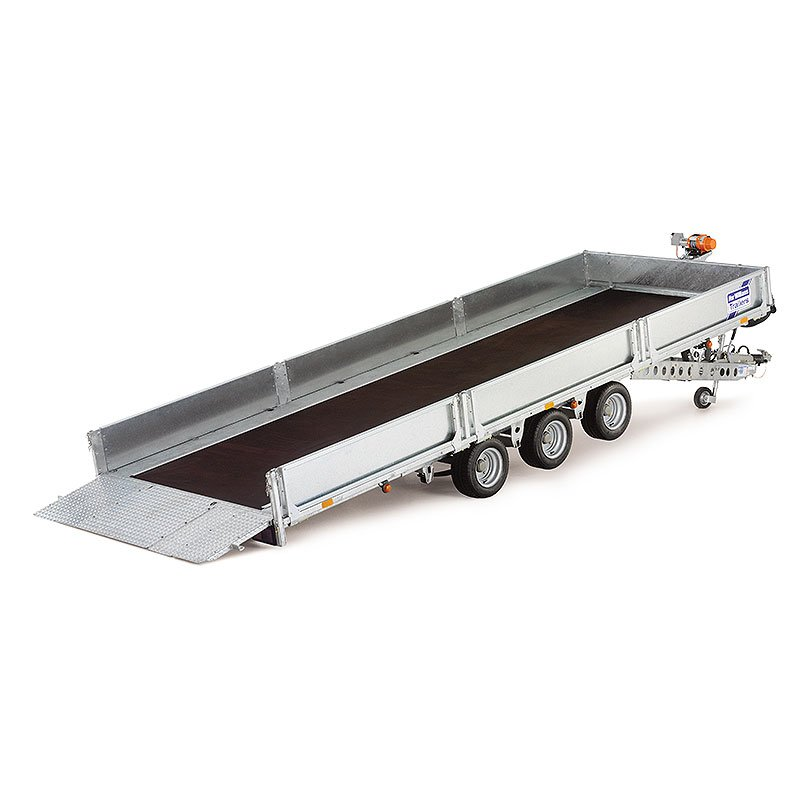 Ifor Williams TB5021-353 Vippeladstrailer