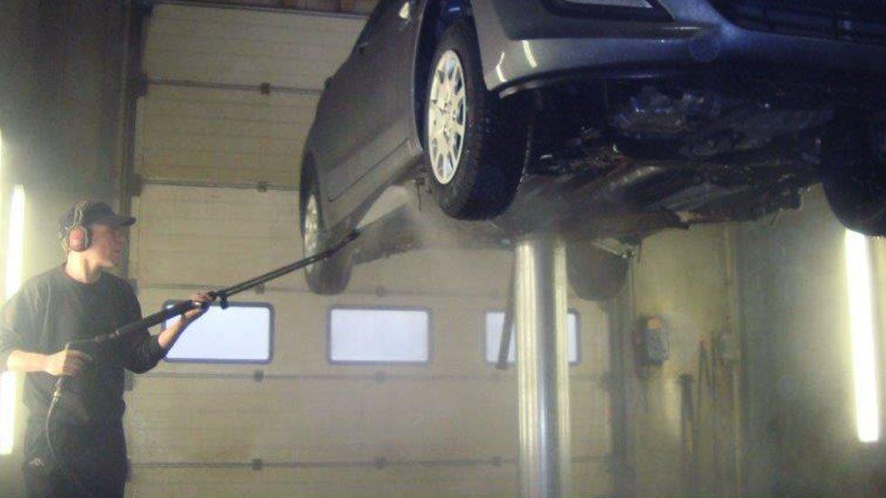 undervognsbehandlingl-ke-automobiler